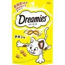 マースジャパンリミテッド:ドリーミーズ チキン味 60g 猫 おやつ 間食 トッピング スナック とり チキン 鶏 DRE5