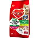 日本ペットフード:ビューティープロ キャット 猫下部尿路の健康維持 低脂肪 1歳から チキン味 560g