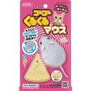 ショッピングラジコン マルカン_ゴーゴーくるくるマウス 猫 おもちゃ 玩具 ラジコン 電池 操作 コミュニケーション CT-488
