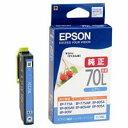 EPSON(エプソン):インクカートリッジ ICC70L シアン増量