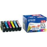 EPSON(エプソン):インクカートリッジ IC6CL80L 6色パック 869877