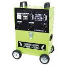 育良精機:イクラトロンコンパクトバッテリー溶接機 IS-160CBA
