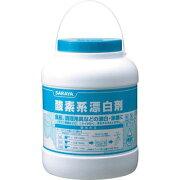 サラヤ 漂白除菌剤 酸素系漂剤 3kg(1個) 50290 2978865