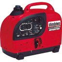 新ダイワ 防音型インバーター発電機 0.9kVA(1台) IEG900MY 2735920