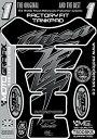MOTOGRAFIX(モトグラフィックス):タンクパッド SUZUKI HAYABUSA ブラック/シルバー GSX1300R HAYABUSA[ハヤブサ] MT-TS005KS