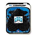 STOMPGRIP(ストンプグリップ):トラクションパッド タンクキット ZZR1400(ZX14) 06-11 55-10-0033B バイク パーツ 外装パーツ タンクパッド