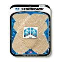 STOMPGRIP(ストンプグリップ):トラクションパッド タンクキット GSXR1000 09-15 55-10-0056