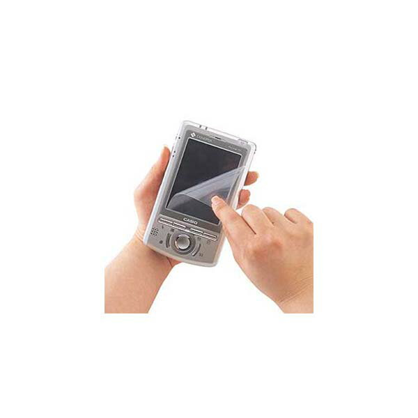 サンワサプライ:液晶保護フィルム(専用タイプ) PDA-F25
