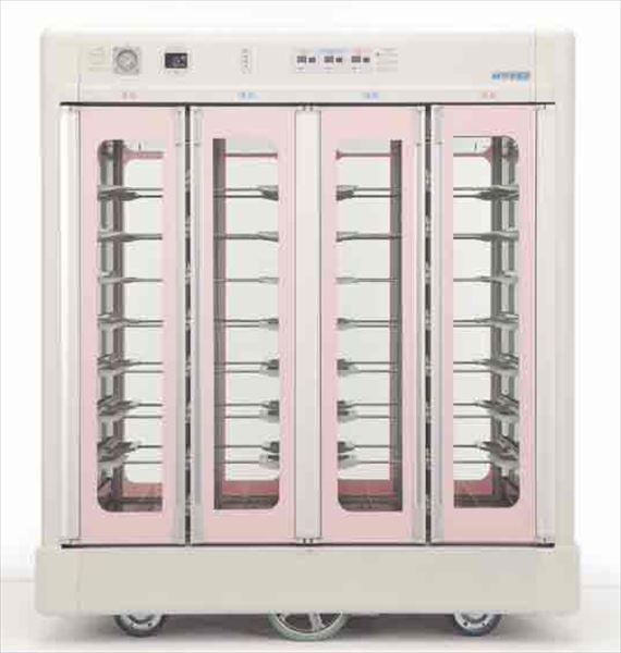 【代引不可】アイエス:温冷配膳車(手動式) ISD-28CPW AF3615