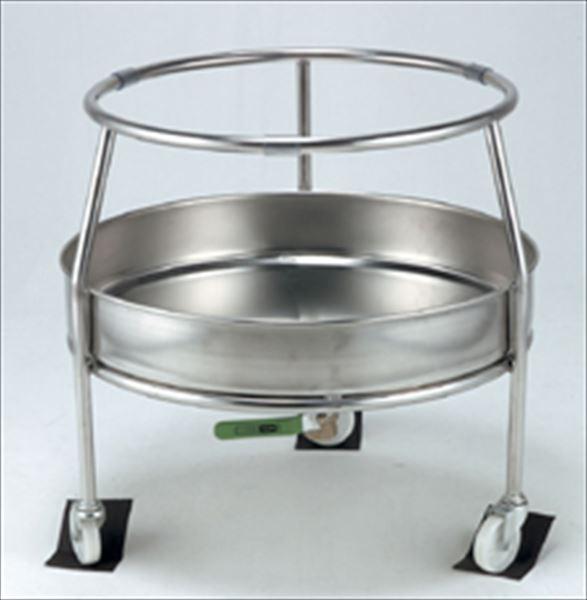 スギコ産業:SUGICO 18-8ざるドーリー ドライ式 厨房用品