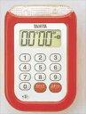 スギコ産業:大音量タイマー100分計 TD-377 レッド