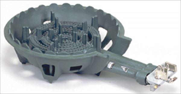 スギコ産業:鋳物コンロ(LPガス) 新コック TS-330P 三重 パイロット(種火付)