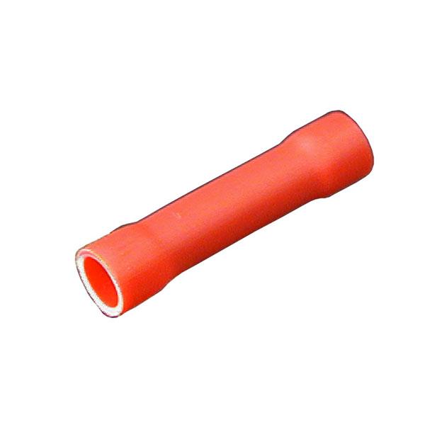 【後払い不可】フジックス:絶縁接続端子 赤 50...の商品画像