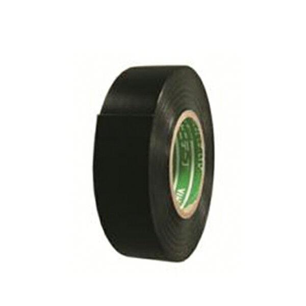 フジックス:配線用絶縁テープ 黒 20m 10巻 PT732