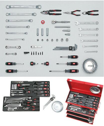 KTC:工具セット(チェストタイプ) SK3567X 工具セット(チェストタイプ)仕分け