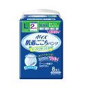 【代引不可】日本製紙クレシア:ポイズ 肌着ごこちパンツ 男性用2回分 Lサイズ 8枚×8パック 尿漏れ パンツ