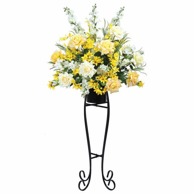 光の楽園:(302A400-53)ハニークイーン 92622 インテリア 光触媒人口植物 造花 観葉植物