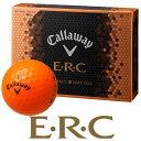 CALLAWAY(キャロウェイ):E・R・C 2016 ボール クリスタルオレンジ (1ダース/12球入り)