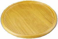 Wooden pizza tray (sen materials) 34cm