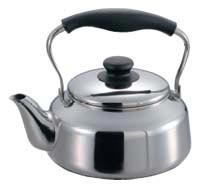 Sori Yanagi IH stainless Kettle 2.5 L (mirror finish) 200 V electromagnetic cooking equipment support