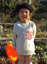 coen 【coen kids】パイル起毛柄ポケットクルーネック(100ー150cm) コーエン【送料無料】