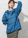 [Rakuten Fashion]【WEB限定カラー】アノラックフーディー(パーカー) coen コーエン コート/ジャケット マウンテンパーカー ブルー グ..