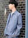 [Rakuten Fashion]【SALE/20%OFF】ワークカバーオール coen コーエン コート/ジャケット カバーオール ネイビー【RBA_E】【送料無料】