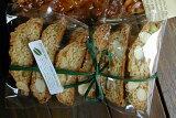 パティシエの手作りクッキー ビスコッティー