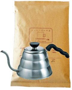 送料無料/コーヒーポットハリオv60コーヒードリップケトルvkb-100キリマンの雫300g人気おす
