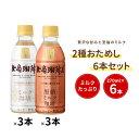 【UCC公式コーヒー】上島珈琲店ミルク珈琲2種おためし6本セット