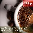 メキシコ2013年ナショナルウィナーパソ・デル・リオ農園【500g】【スペシャルティコーヒー】【田代珈琲】