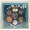 テクノメダルシリーズ 1 プルーフ貨幣セット 2002(平成14年)