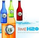 VERSOS ベルソス ウォーター バッテリー ボトルクロック TIME H2O VS-301【あす楽】