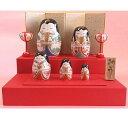 【波佐見焼】入れ子式 雛飾り桃の節句 雛祭りあす楽対応 即日...