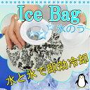 アイスバッグ(大)21cm/氷嚢/氷のう/氷枕/冷却グッズ/キャンプ/ひんやり/アイシング 氷嚢/氷