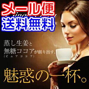 【ポイントアップキャンペーン】【ポイント20倍】無糖ショウガココア 170g
