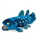 【動物 ぬいぐるみ シーラカンス Sサイズ】生物 魚類 古代魚 深海魚