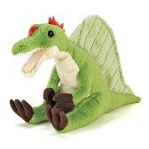 【 恐竜 ぬいぐるみ スピノサウルス おすわり】