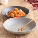 プレート L 24cm SEE 皿 プラスチック 食器 日本製 ( 食洗機対応 北欧 電子レンジ対応 お皿 中皿 カレー 大皿 ワンプレート パスタ カレー皿 パスタ皿 深皿 アウトドア おしゃれ グレー ネイビー 洋食器 割れにくい )