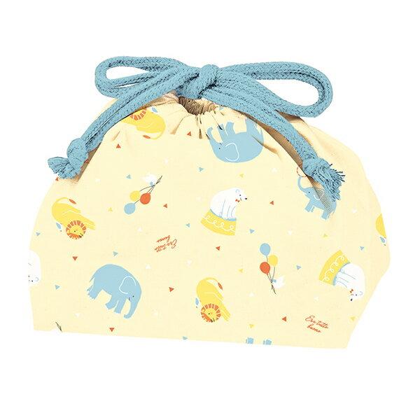 お弁当袋ランチ巾着動物子供ランチバッグ(巾着幼稚園保育園巾着袋給食袋子供用袋子供用お弁当袋弁当巾着子
