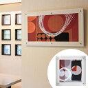 インテリアアート クレア・オヘア ハイパーグレー 01 ( 送料無料 アートパネル 壁掛け 壁飾り アート アートデコ ウォールアート 絵画 インテリア 美術品 おしゃれ 引越 祝い ) 【3980円以上送料無料】
