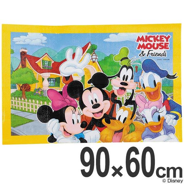 レジャーシートソフトクッションレジャーシート1人用ミッキーマウス90×60cmディズニー(レジャーマ