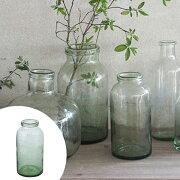 フラワーベース クラシカルガラス E ( 花瓶 花器 ガラス エアプランツ 多肉植物 ガーデン ) 【4500円以上送料無料】