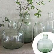 フラワーベース クラシカルガラス G ( 送料無料 花瓶 花器 ガラス エアプランツ 多肉植物 ガーデン ) 【4500円以上送料無料】