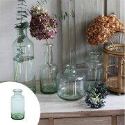 フラワーベース クラシカルガラス A ( 花瓶 花器 ガラス エアプランツ 多肉植物 ガーデン ) 【4500円以上送料無料】