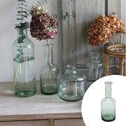フラワーベース クラシカルガラス C ( 花瓶 花器 ガラス エアプランツ 多肉植物 ガーデン ) 【4500円以上送料無料】