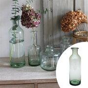 フラワーベース クラシカルガラス D ( 花瓶 花器 ガラス エアプランツ 多肉植物 ガーデン ) 【4500円以上送料無料】