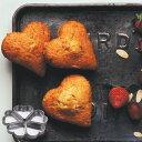 ケーキ型 ミニ 焼き型 ハート型 5P スチール製 アルミメッキ ( マフィン型 ミニケーキ型 製菓道具 焼型 お菓子作り アルスター ハートマフィン焼型 ) 【3900円以上送料無料】