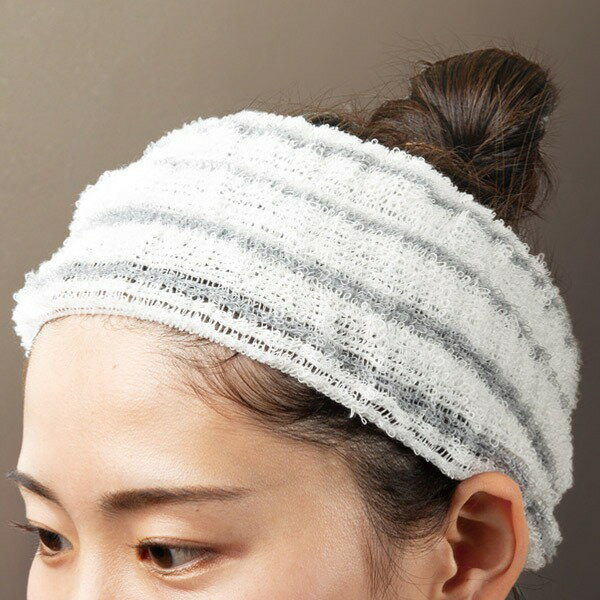 ターバンヘアバンド水滴を防ぐターバンお風呂洗顔(ヘアーバンドヘアターバン幅広レディースお風呂上り柔ら