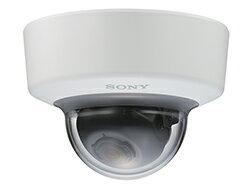 ウェブカメラ SONY SNC-EM630 最低被写体照度0.1ルクスを実現。コストパフォーマンスに優れたフルHD対応ドーム型ネットワークカメラ